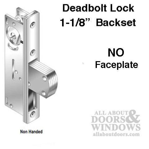 Door Lock Deadbolt Backset Lock All About Doors And