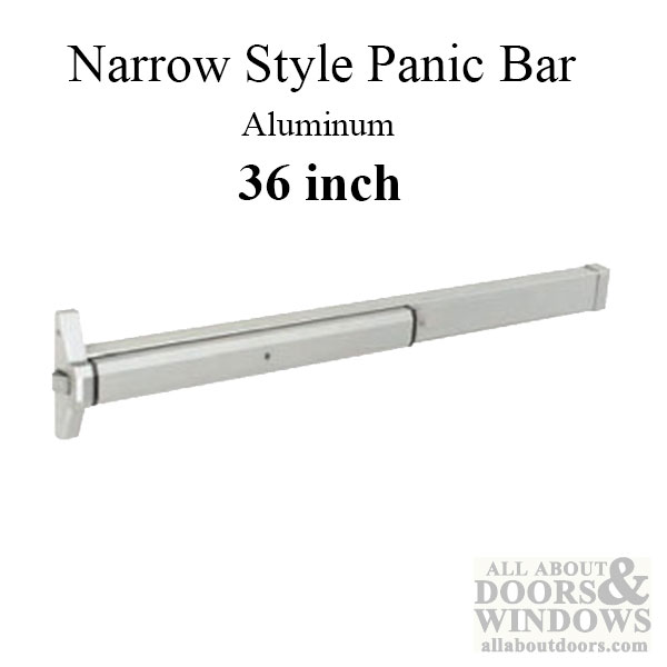 Panic Bars Exit Devices Commercial Door Parts