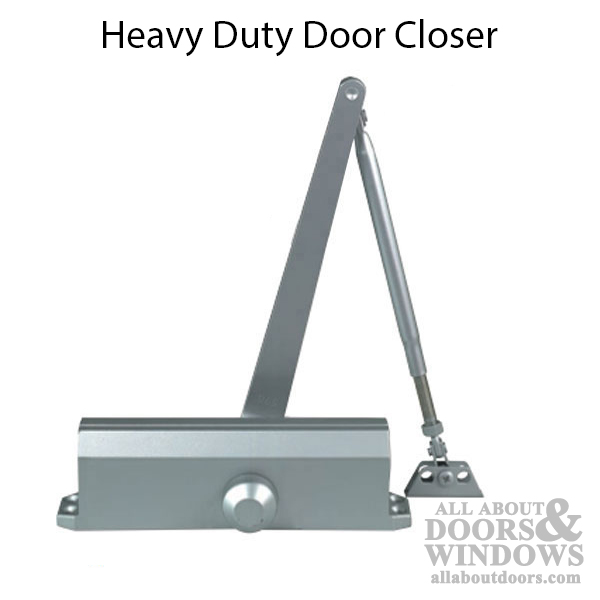 Main on Larson Storm Door Hardware Installation