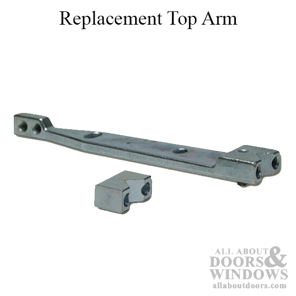 Replacement Top Arm For Stout Overhead Concealed Closer