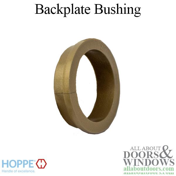 Hoppe Fuhr Handle Bushing 11 16 Diameter Plastic Gold