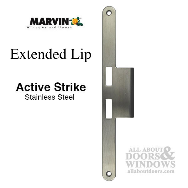 Marvin Strike Plate Active Panel Extended Lip Choose Color