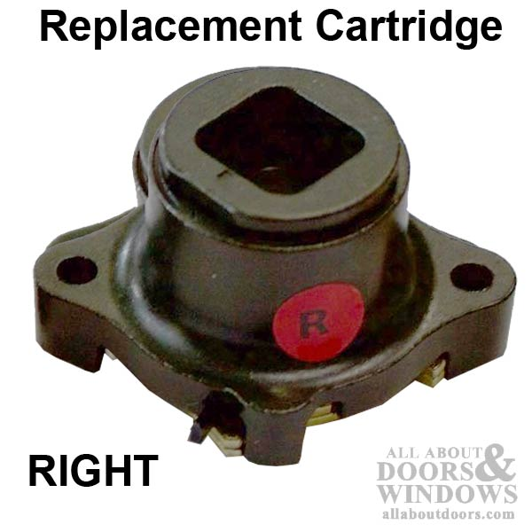 Cartridge Replacement Kit Spring Loaded Rh Grip Handleset