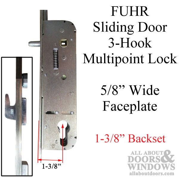 Fuhr Sliding Door Locks Sliding Glass Door Locks