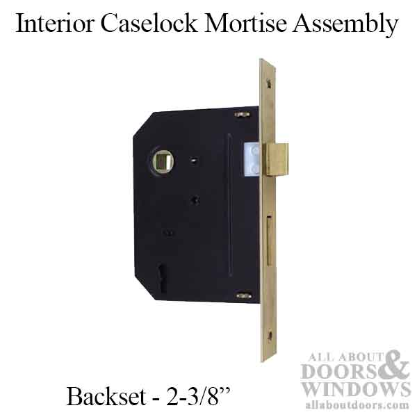 Mortise Lock Interior Lock Case Assembly W Keys