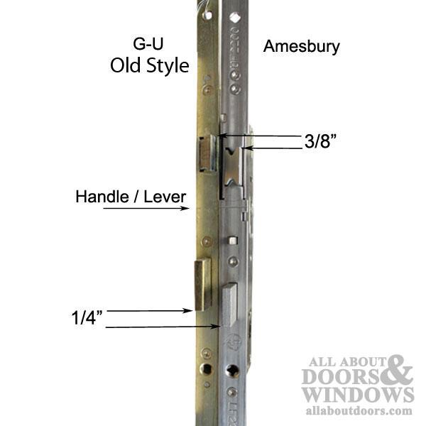 20mm Adjustable 45 92 Shootbolt Replacement Doors 94