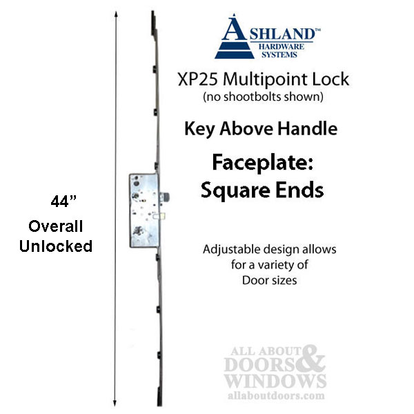 Ashland Xp25 Multipoint Lock For Jeld Wen Caradco