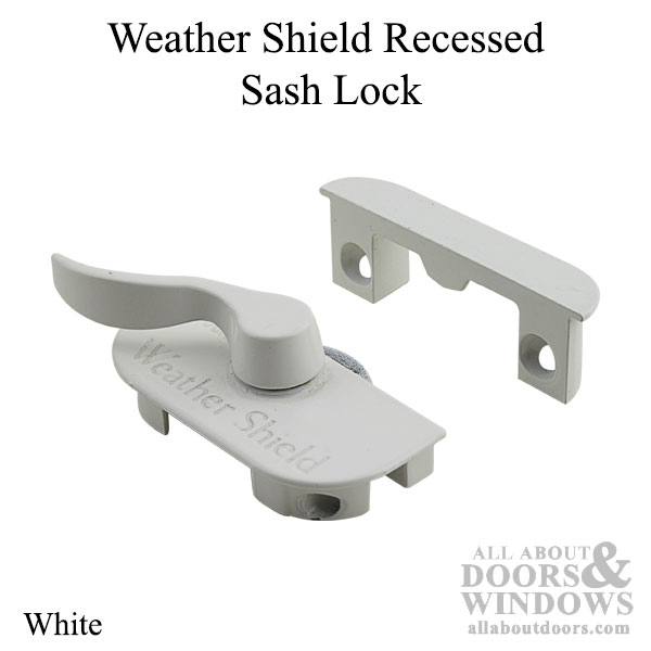 Weather Shield Sliding Window Sash Locks Amp Keepers