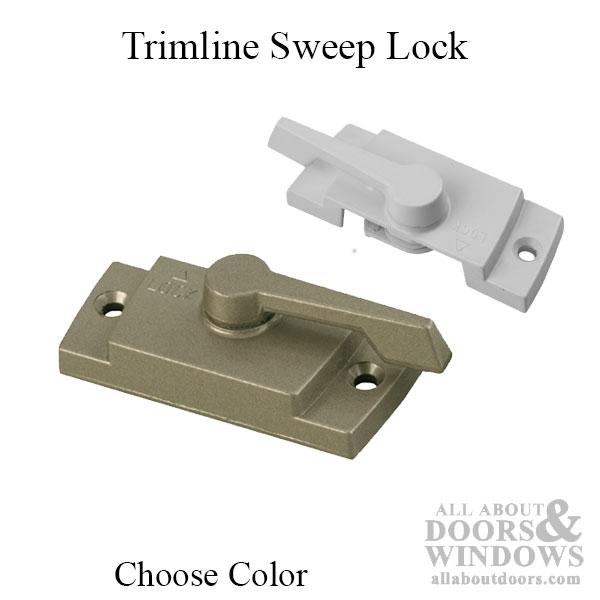 Trimline Sweep Lock No Alignment Lugs 2 1 16 Inch Screw