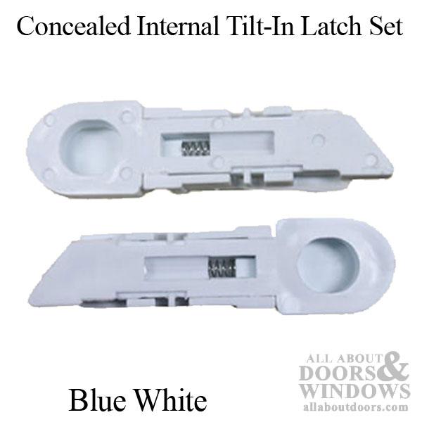 Silverline 4000 Series Concealed Internal Tilt In Latch