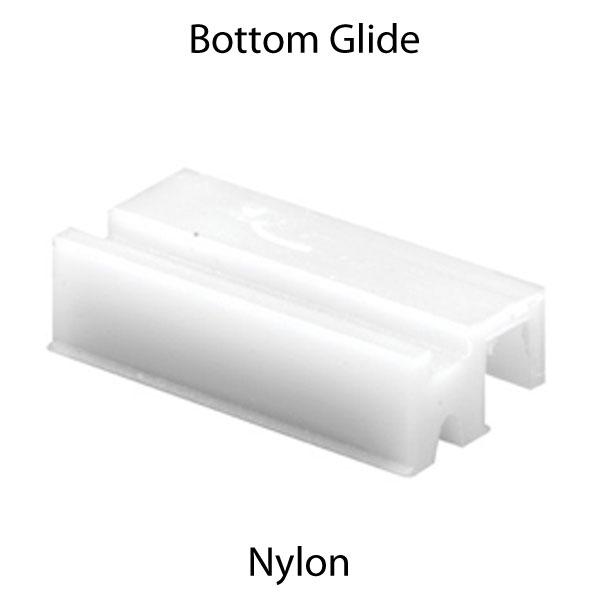Bottom Glide - Sliding Windows, Glides / Guides - Nylon