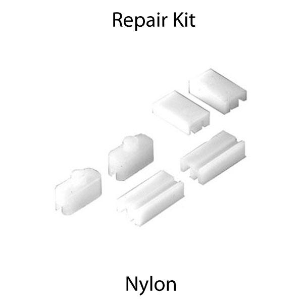Repair Kit - Sliding Windows, Glides / Guides - Nylon