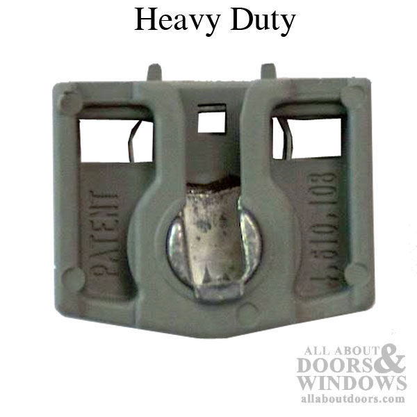 Pocket Window Window Balances Constant Force Coil