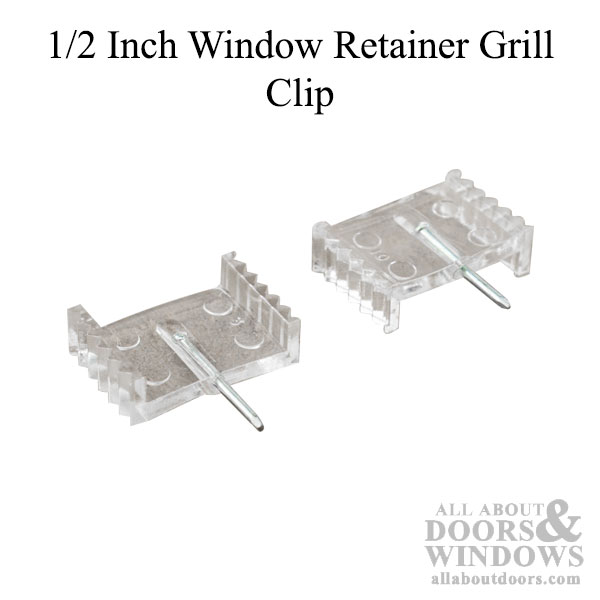 Main on Larson Storm Door Plastic Clips