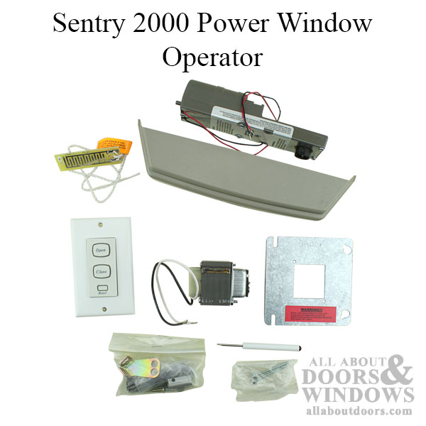 Electric Window Operators Window Hardware All About