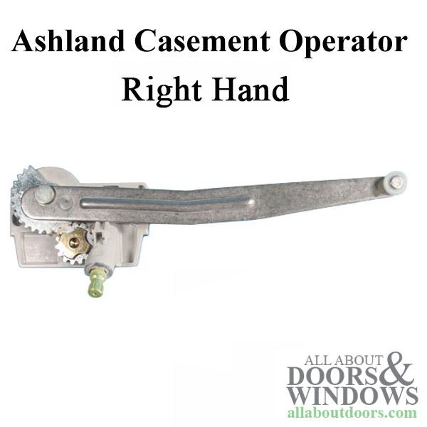 Ashland Casement Operator Right Hand