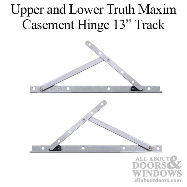 Truth Maxim Casement Hinge 13 Inch Track