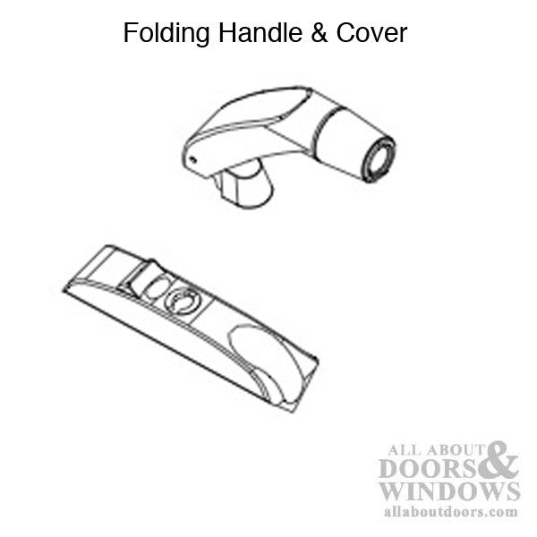 Awning Window Operators And Parts Marvin Windows Amp Doors