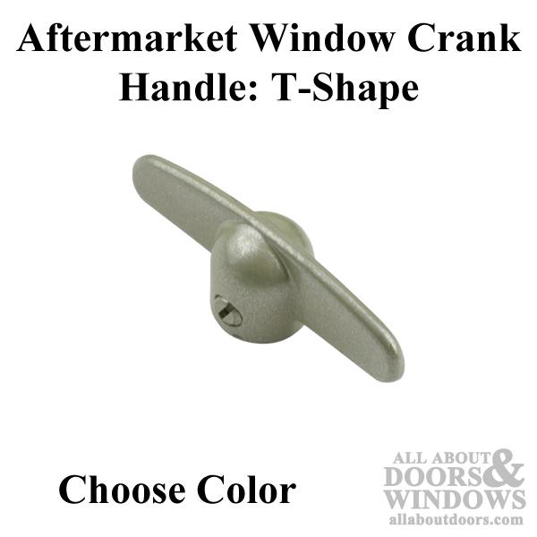 Black t handle car window glass windshield remover tool,auto glass.
