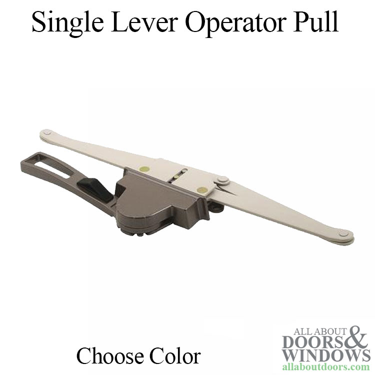 Truth Operator Single Pull Lever 13 1 8 Inch Longer F
