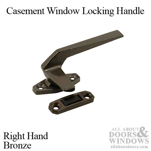 Casement Window Locking Handle 1 1 2 Inch Hole Centers