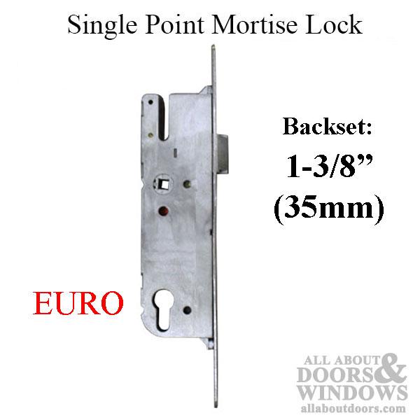G U Monolock 35 92 Euro Single Point Mortise Lock Spl