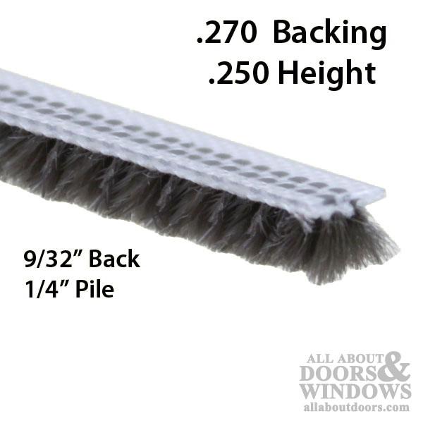 Pile Fuzzy Weatherstrip Door Amp Window