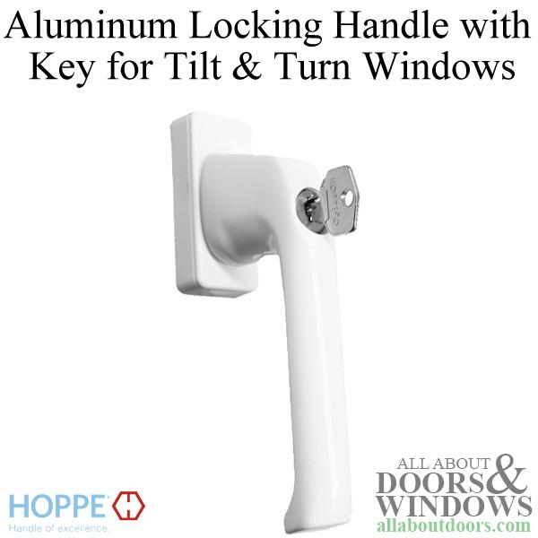 Hoppe Key For Tilt Amp Turn Window Handle