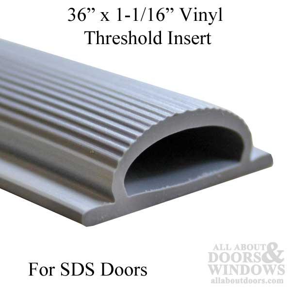 Slide On Door Sweeps And Bottoms