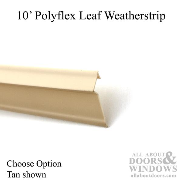 10 Foot Leaf Weatherstrip Bilt Best Caradco Hurd Casement And Awning Sash Frame Tan