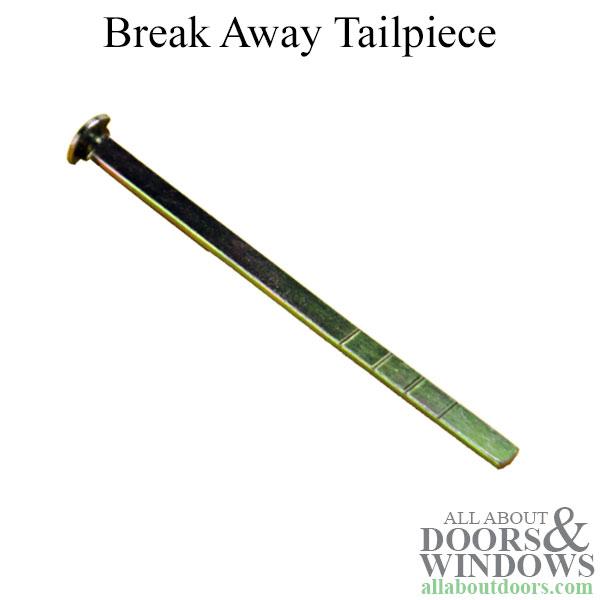 Tailpiece Extra Long 85mm Length Gu Ferco