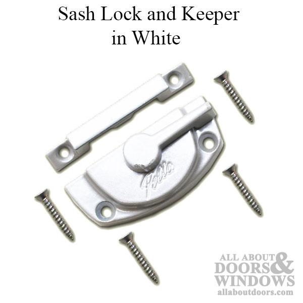 Sash Lock Pella Pro Line Series 1 7 8 Choose Color