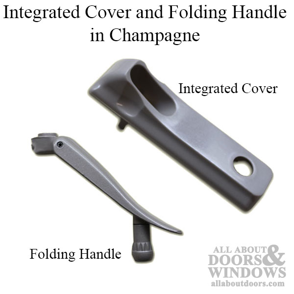 Cover W Folding Handle Right Hand Pella 2000 Current