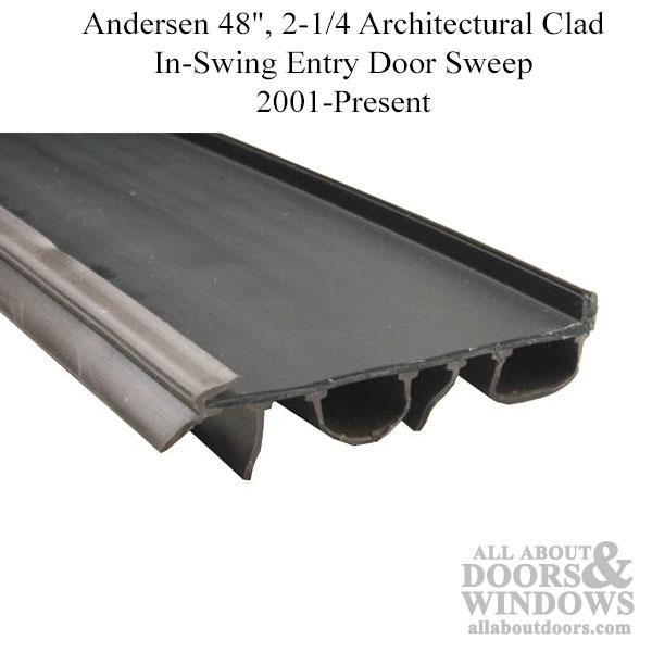 Andersen 48 Quot 2 1 4 Architectural Clad In Swing Entry Door
