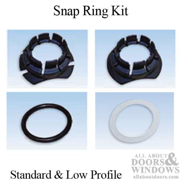 G U Capri Handle Ring Kit