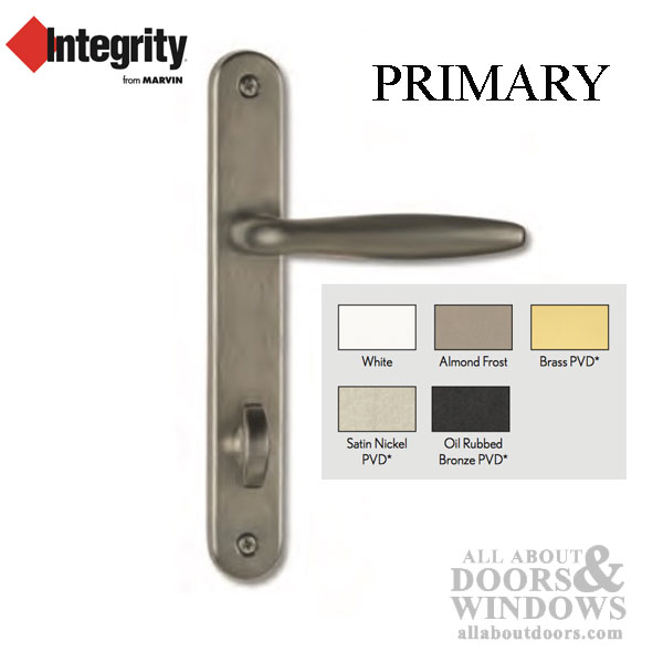 Integrity Northfield Primary Keyed Swinging Door Handles