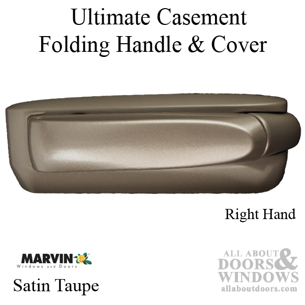 Marvin Folding Handle And Cover Ultimate Casement Right Hand