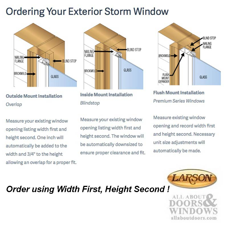 larson storm windows double pane pinit larson premium double hung 2track storm window clear glass